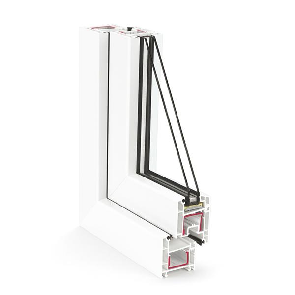 Sistemi per finestre euro design 60 prezzi sistemi per - Finestre pvc rehau ...